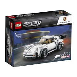 LEGO Speed Champions 75895 Porsche 911 Turbo 3.0 1974 caja