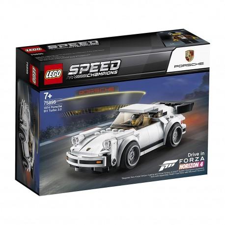 LEGO Speed Champions 75895 Porsche 911 Turbo 3.0 1974 caja