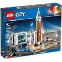 60228 Cohete Espacial de Larga Distancia y Centro de Control