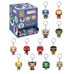 MYSTERY LLAVERO POP! MARVEL
