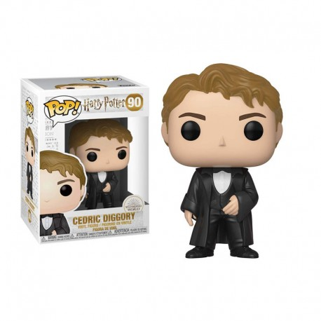 Harry Potter - CEDRIC DIGGORY (YULE) (90)
