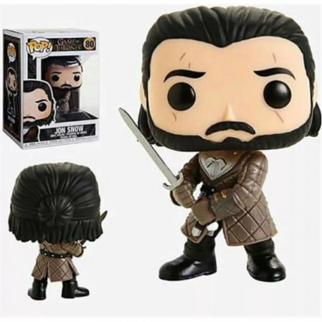 Game Of Thrones - JON SNOW (80)