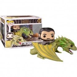 Game of Thrones - JON SNOW & RHAEGAL (67)