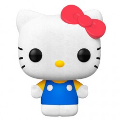 Hello Kitty (Classic) (28) - FLOCKED