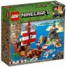 21152 La Aventura del Barco Pirata