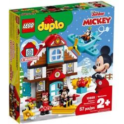 10889 Casa de Vacaciones de Mickey
