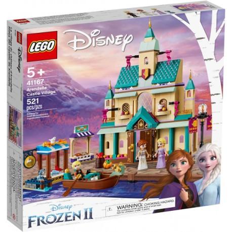 41167 Aldea del Castillo de Arendelle - Frozen 2