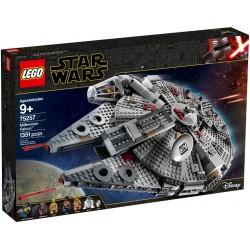LEGO Star Wars 75257 Halcón Milenario