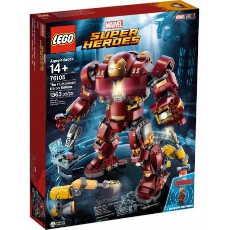 76105 Hulkbuster: edición Ultrón