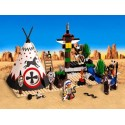 6746 Wild West Chief´s Tepee (2ª mano)