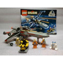 7140 X-Wing Fighter (2ª mano)