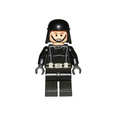 Star Wars Episode 4/5/6 - Imperial Trooper (Black Helmet)