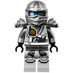 Ninjago - Zane (Jungle Robe)