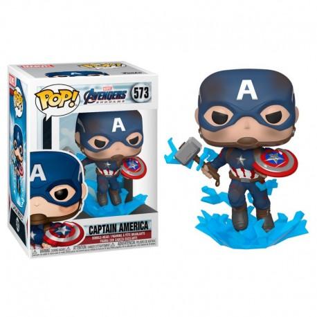 Avengers Endgame - Capitán América (573)