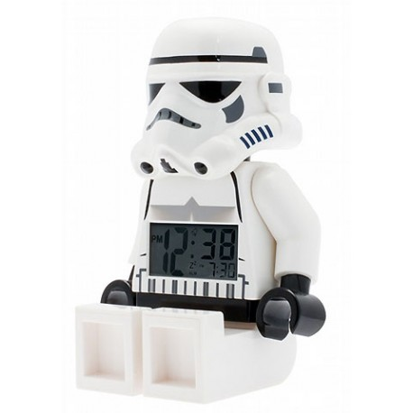 DESPERTADOR LEGO STORMTROOPER