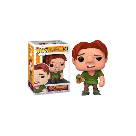 funko pop disney QUASIMODO (633)