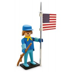 Playmobil Collection El Soldado Americano