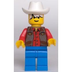 Cowboy Red Shirt