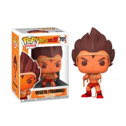 FUNKO POP DRAGON BALL Z - VEGETA (TRAINING) (701)