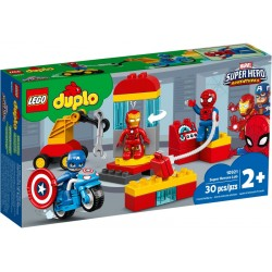 LEGO DUPLO 10921 Laboratorio de Superhéroes