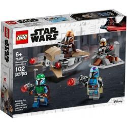 LEGO Star Wars 75267 Pack de Combate: Mandalorianos