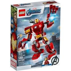 76140 Armadura Robótica de Iron Man
