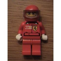 F1 Ferrari Driver