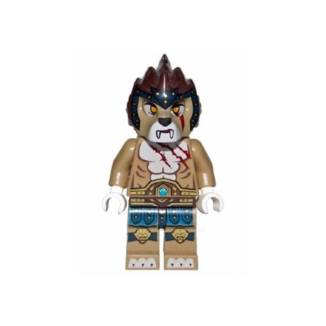 Legends of Chima- Longtooth