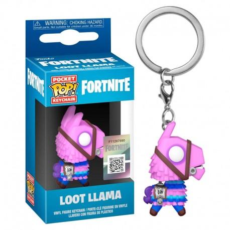 LLAVERO POP! LOOT LLAMA