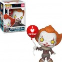 FUNKO POP MOVIES IT PENNYWISE WITH BALLOON (780)
