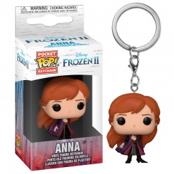 LLAVERO POP! ANNA - FROZEN 2
