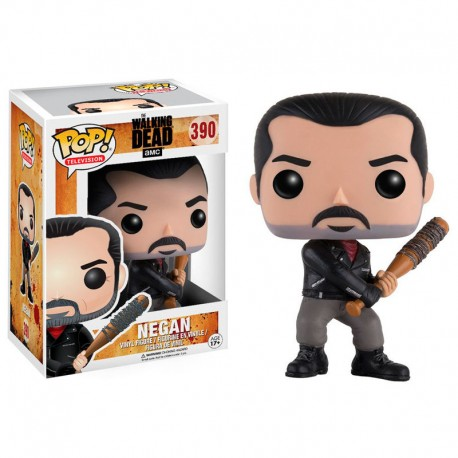 THE WALKING DEAD - NEGAN EXC (390)
