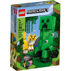 21156 BigFig: Creeper y Ocelote