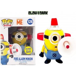 Fire Alarm MINION (126) GITD