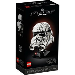 75276 Casco de Stormtrooper