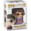 FUNKO POP HARRY POTTER Harry with Invisibility Cloak (112)