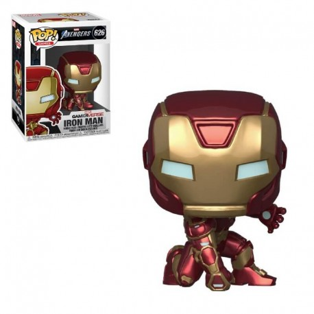 Avengers Game - Iron Man (Stark Tech Suit) (626)
