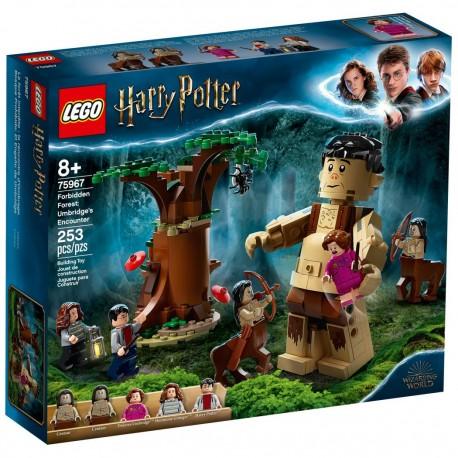 LEGO HARRY POTTER 75967 Bosque Prohibido: El Engaño de Umbridge CAJA