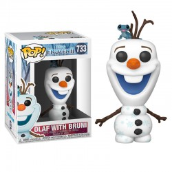 OLAF WITH BRUNI (733)