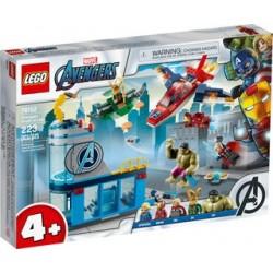 LEGO Marvel 76152 Vengadores: Ira de Loki