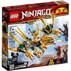 70666 Dragón Dorado
