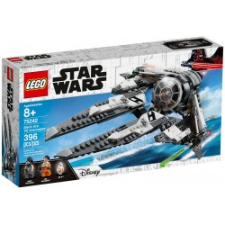 75242 Interceptor TIE Black Ace