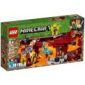LEGO Minecraft 21154 El Puente del Blaze