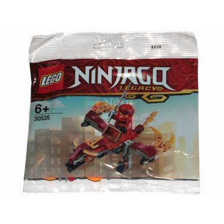 30535 POLYBAG NINJAGO Kai and the Fire Dragon