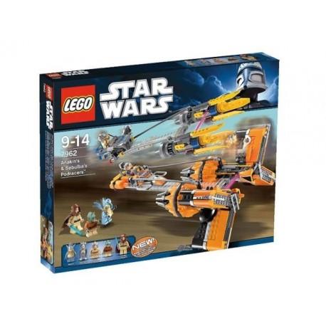 7962 Anakin's & Sebulba's Podracers