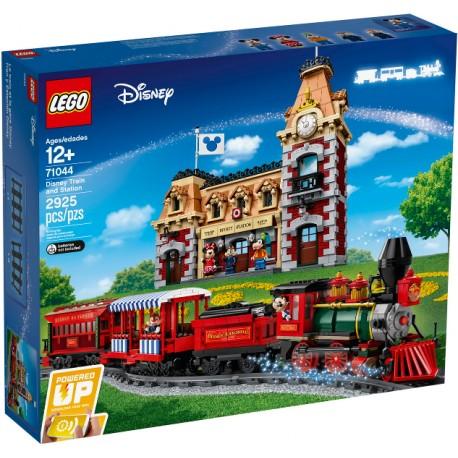 71044 Tren y Estación Disney