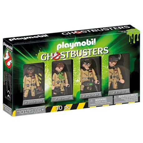 70175 pack playmobil cazafantasmas