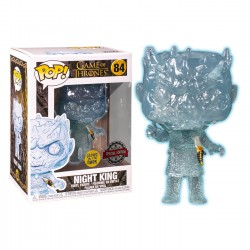 FUNKO POP! TELEVISION - GAME OF THRONES - NIGHT KING EXC GITD (84)