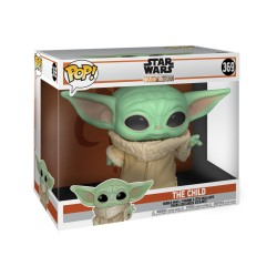 "FUNKO POP STAR WARS 10"" THE CHILD (BABY YODA) (369)"