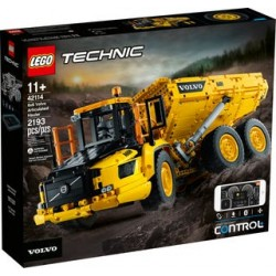 LEGO TECHNIC 42114 DUMPER ARTICULADO 6x6